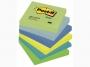 R000328 - karteczki samoprzylepne 3M Post-it 654-MTDR 76x76 mm, 6x100 kartek, paleta marzycielska
