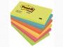 R000334 - karteczki samoprzylepne 3M Post-it 655-TFEN 127x76 mm, 6x100 kartek, paleta energetyczna