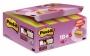 R000344 - karteczki samoprzylepne 3M Post-it Super Sticky 622-P24SSCOL 47,6x47,6 mm, 18+6x90 kartek, żółte