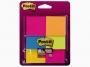 R000345 - karteczki samoprzylepne 3M Post-it Super Sticky 6916S-YPOB 47,6x47,6 mm, 6x45 kartek, mix kolorów
