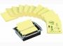 R000351 - karteczki samoprzylepne 3M Post-it Z-Notoes C2014Y12-1 76x76 mm, ekologiczne, 12x100 kartek, z podajnikiem, żółte