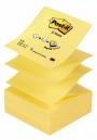 R000352 - karteczki samoprzylepne 3M Post-it Z-Notes R-330 76x76 mm, 100 kartek, żółte