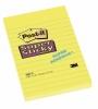 R000360 - karteczki samoprzylepne Post-it Super Sticky 660-S 102x152 mm, 75 kartek, żółte