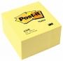 R000369 - karteczki samoprzylepne Post-it 636B 76x76 mm, 450 kartek, żółty