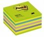 R000371 - karteczki samoprzylepne Post-it 2028-NB 76x76 mm, 450 kartek, cukierowe niebiesko-zielone
