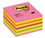 R000372 - karteczki samoprzylepne Post-it 2028-NP 76x76 mm, 450 kartek, cukierowe różowe