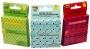R000376 - karteczki samoprzylepne Post-it On The Go Z-Notes R330-OTG 76x76 mm, 100 kartek, mix kolorów