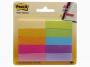 R000387 - zakładki indeksujące samoprzylepne Post-it 670-10AB papierowe, 12,7x44,4 mm, mix kolorów, 10x50 kartek
