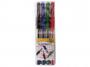 R000750 - długopis żelowy Gimboo Classic, 0,5mm, 4 szt./op. mix kolorów