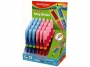 R000758 - pióro kulkowe Keyroad Easy Writer 0,7mm 24 szt./op. mix kolorów