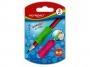 R000788 - uchwyt ergonomiczny Keyroad Pencil Grip 2 szt./op. mix kolorów