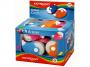 R000802 - gumka do ścierania Keyroad Comma uniwersalna, 24 szt./op. mix kolorów