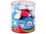 R000805 - gumka do ścierania Keyroad Fishy uniwersalna, 18 szt./op. mix kolorów