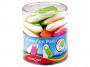 R000806 - gumka do ścierania Keyroad Funpod uniwersalna, 24 szt./op. mix kolorów
