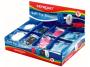 R000817 - gumka do ścierania Keyroad Soft Tip uniwersalna, 32 szt./opp. mix kolorów