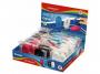 R000818 - gumka do ścierania Keyroad Soft Tip uniwersalna, 32 szt./opp. mix kolorów