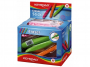 R000819 - gumka do ścierania Keyroad Stick uniwersalna, 30 szt./op. mix kolorów