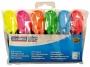 R000848 - zakreślacz fluorescencyjny Donau D-Fresh 6 szt./op. mix kolorów