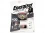 R001891 - latarka czołowa Energizer Vision HD Plus Focus Headlight + 3 baterii AAA, szara
