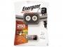 R001894 - latarka Energizer Hard Case Magnet Headlight + 3 baterii AAA, czarna
