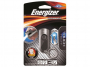 R001897 - latarka Energizer Keychain Led + 2 baterii CR2032, srebrna