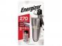 R001899 - latarka Energizer Metal Vision HD + 3 baterii AA, srebrna