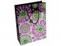R001904 - torebka papierowa, laminowana Office Products 24x10x32 cm, mix wzorów 25 szt./op.
