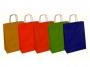 R001906 - torebka papierowa Office Products 18x8x22,5 cm, mix wzorów 25 szt./op.