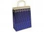 R001909 - torebka papierowa Office Products 24x10x32 cm, kolorowa, mix wzorów 25 szt./op.