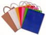 R001912 - torebka papierowa Folia Paper 24x12x31 cm, mix kolorów 20 szt./op.
