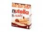 R002204 - wafle Nutella z orzechami laskowymi i chrupkami 6x22 g