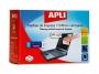 R002856 - ściereczki, chusteczki do czyszczenia ekranów LCD TFT/LCD APL, 2x20szt.