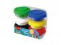 R003288 - farby do malowania palcami Keyroad, mix kolorów, 6x100ml