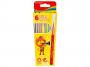 R003293 - flamastry szkolne Keyroad Fiber Marker, mix kolorów, 6szt.