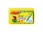R003295 - flamastry szkolne Keyroad Jumbo Smoozy Art. zmywalne, mix kolorów, 12szt.