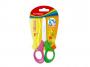 R003354 - nożyczki szkolne 12cm Keyroad zaokrąglone, mix kolorów