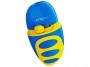 R003370 - temperówka plastikowa pojedyncza Keyroad Duo z przącznikiem ostrzenia, mix kolorów, 18 szt.