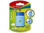 R003377 - temperówka plastikowa pojedyncza Keyroad Pumpy-Up, mix kolorów, 12szt.