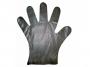 R003449 - rękawice ochronne foliowe HDPE transparentne, 100szt.