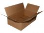 R003475 - pudło pakowe, karton Office Products 627x367x171mm zamykane typ InP B, szare