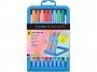 R003803 - długopis Schneider Slider Edge Pastel XB w etui, mix kolorów, 8 szt.