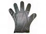 R003862 - rękawice ochronne foliowe HDPE transparentne, 100szt.