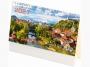 R004010 - kalendarz biurkowy Telegraph Explorer 2021r. bloku 230 x 170 mm