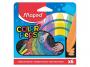 R004109 - kreda chodnikowa Maped ColorPeps 6 kolorów
