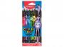 R004110 - kredki plastikowe Maped ColorPeps Monster trójkątne 12 kolorów