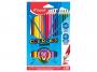 R004116 - kredki plastikowe Maped ColorPeps Strong trójkątne 18 kolorów