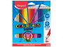 R004117 - kredki plastikowe Maped ColorPeps Strong trójkątne 24 kolorów