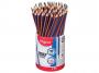R004146 - ołówek grafitowy Maped Blackpeps HB niebieski display 72 szt./op.