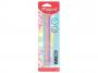 R004149 - ołówek grafitowy z gumką Maped Blackpeps Pastel HB 3 szt./op.
