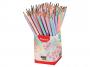 R004150 - ołówek grafitowy z gumką Maped Blackpeps Pastel HB display 72 szt./op.